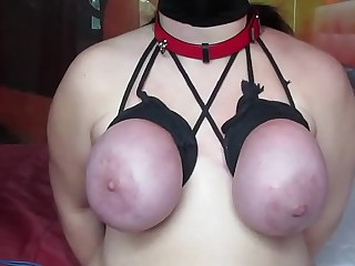 my big tits punished badly