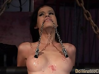 NT punished experienced submits to her master