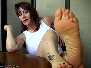 Foot thrall duties joi