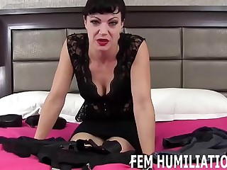 I think that deep down you are a total sissy boy