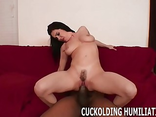 His big fat cock can actually make me orgasm