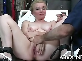 Lustful girlfriend is very and likes masturbating