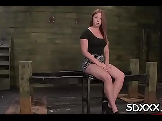 Nasty hottie Autumn Kline fucked a male