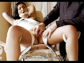 Dirty bit of San Quentin quail gets her pussy whipped