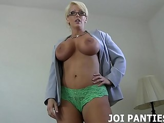 I have a scorching pair of panties I want to show you JOI