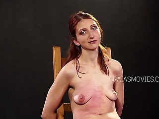 Lier redhead whore disciplined